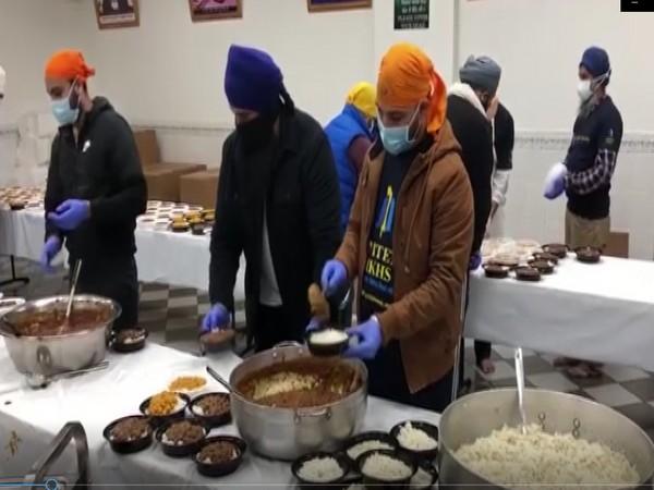 Skih prepare food for coronavirus