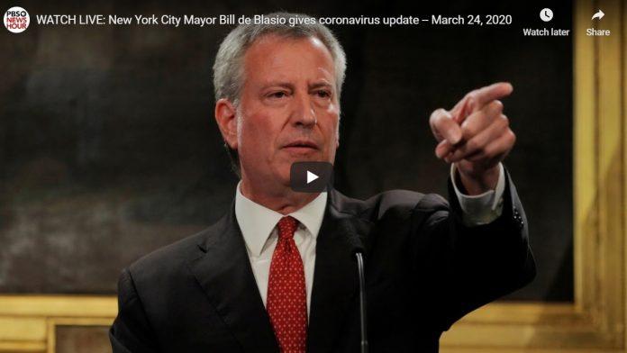 new york cit mayor